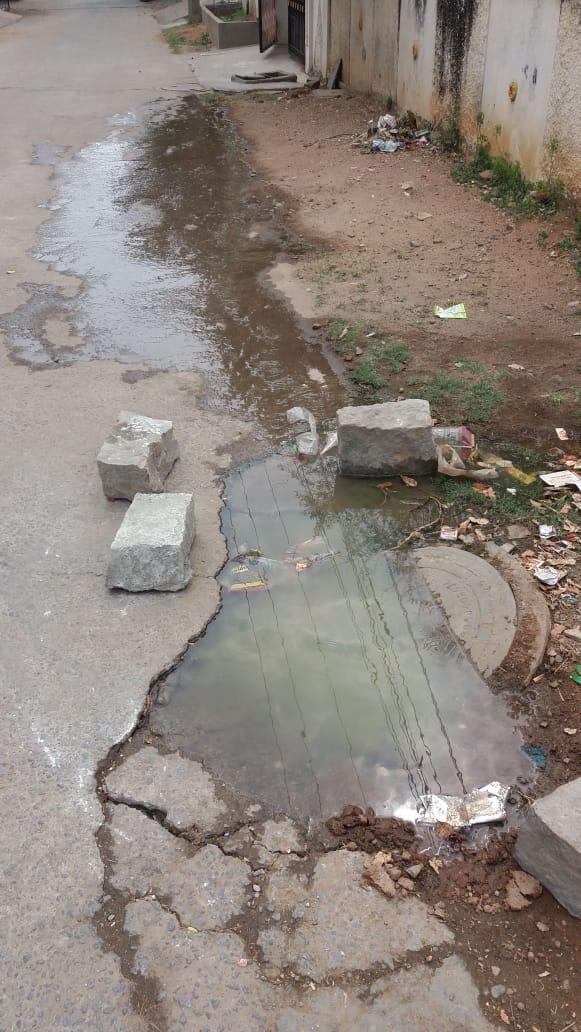 drainage huda cly