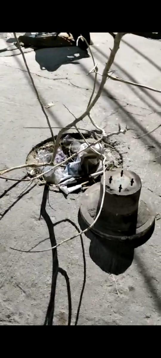 manhole venka