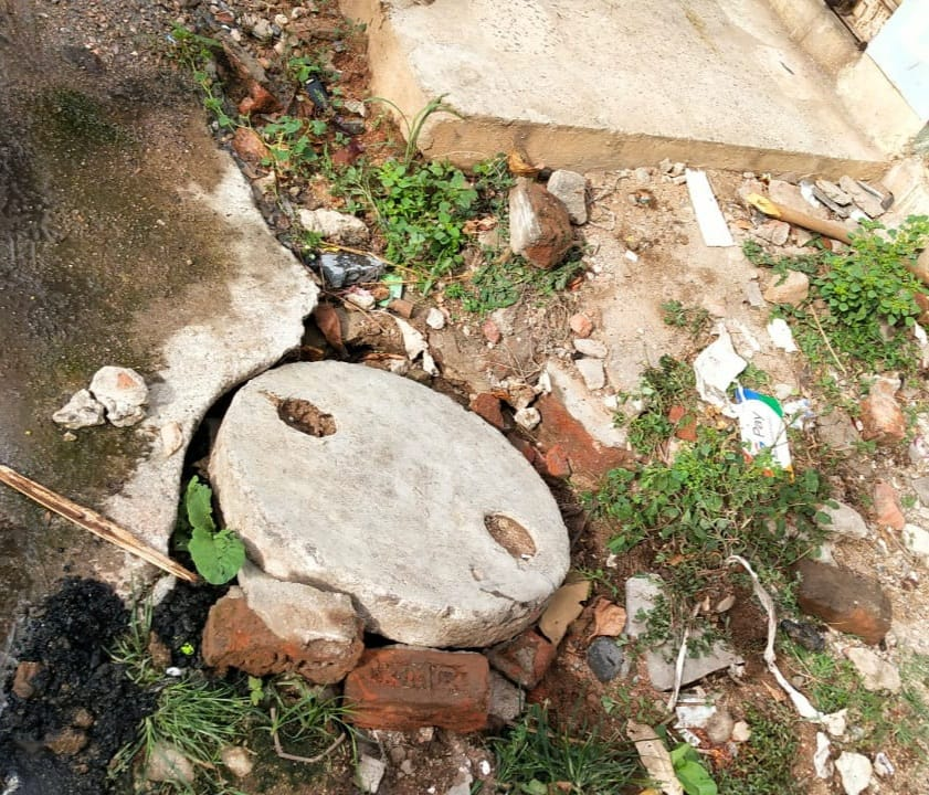 huda manhole
